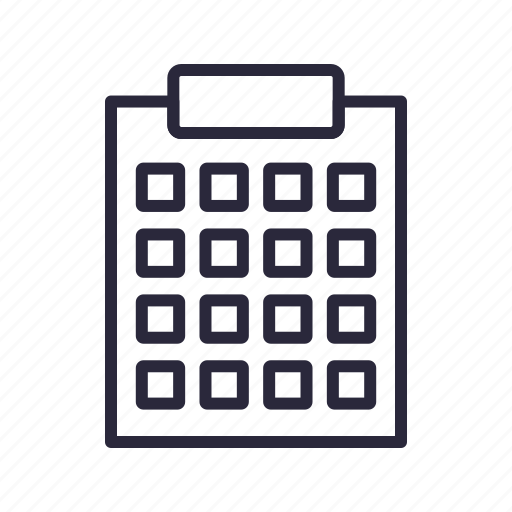 abstract, design, grid, shape, view icon
