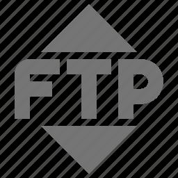 data, ftp icon