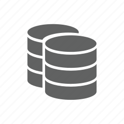 cloud, connect, data, database, databases, server, share icon