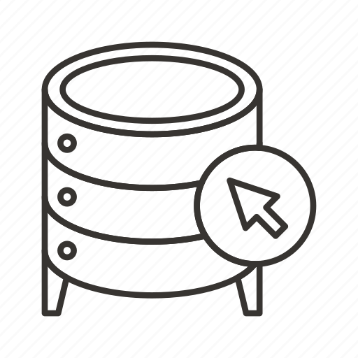 cloud, data, database, file, server, storage icon