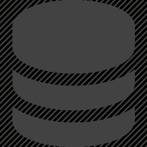 cdn, database, server icon