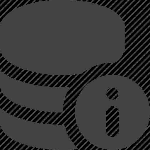 cdn, database, information, server icon