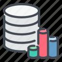 analytics, backup, database, server, statistics, stats, storage