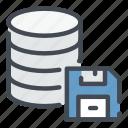 backup, database, disc, save, server, storage