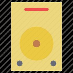 audio, sound, speaker, speaker devices, speakers, stereo, woofer icon