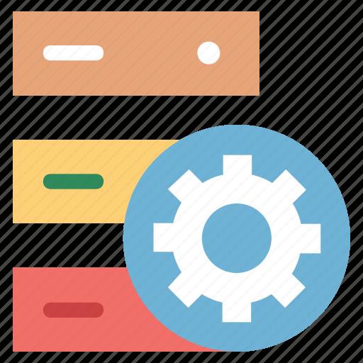 data optimization, data storage, database optimization, hosting optimization, rack optimized, server optimization, web host optimize icon