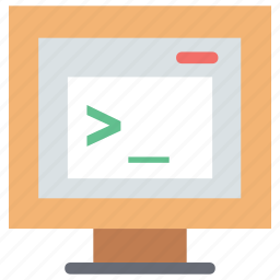 adaptive, computer, programming, responsive, web, web coding, web development icon