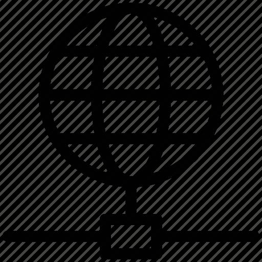 data storage, globe network, globe server, globe sharing, optimization, seo icon