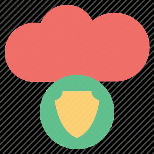 cloud safe, cloud safety, cloud security, network safe, network safety, network security icon