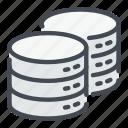 base, data, database, service, storage