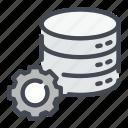 base, data, database, gear, options, settings, storage
