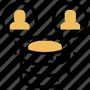 account, network, register, service, user icon