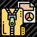 compression, digital, packed, storage, zip icon