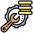 fix, optimization, performance, repair, setting icon
