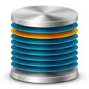 database, storage icon