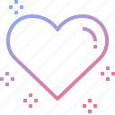 heart, love, romantic icon
