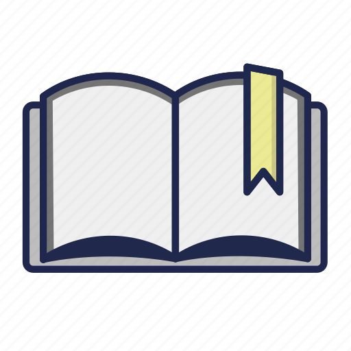 book, books, education, library, read, reading, study icon