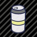 can, beverage, bottle, cola, drink, soda