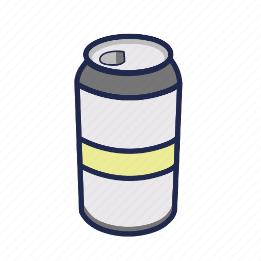 beverage, bottle, can, cola, drink, soda icon