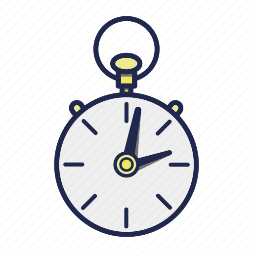 alarm, clock, hour, stopwatch, time, timepiece, watch icon