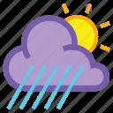 day, rain, wind, forecast, sun, weather, windy