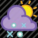 day, sleet, cloud, forecast, hail, snow, weather
