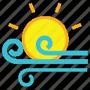 day, windy, cloud, forecast, sun, weather, wind