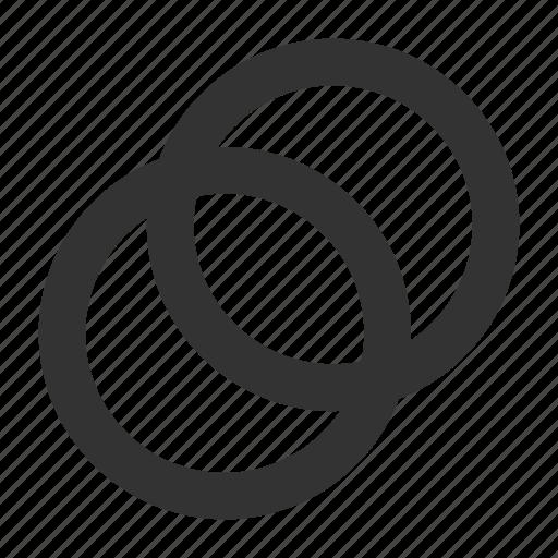 cloud, copy, data, internet, link, share, url icon