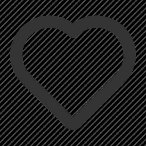 bookmark, favorite, heart, like, love, romance, valentines icon