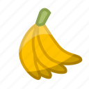 banana, food, fruit, healthy, slots icon