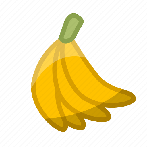 banana, food, fruit, healthy, slots icon