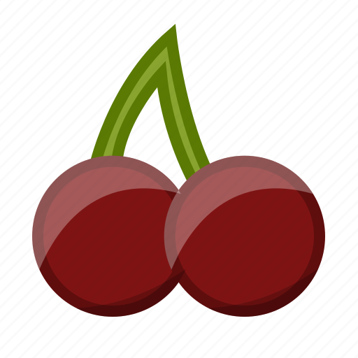 Cherry, food, fruit, healthy, slots icon - Download on Iconfinder