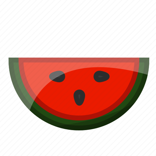 food, fruit, healthy, slots, watermelon icon