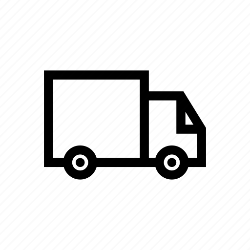 car, delivery, ecommerce, logistic, shipping, transportation, truck icon
