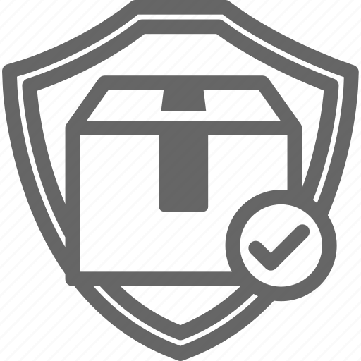 care, delivery, guarantee, guard, protection, warranty icon