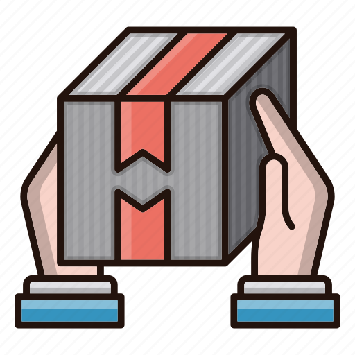 courier, delivery, logistics, shipping icon