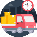 car, courier, delivery, fast, shipping, transport icon