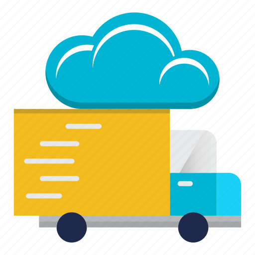 delivery, fast, transport, truck icon