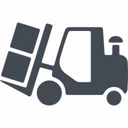 autoloader, delivery, transport, truck icon