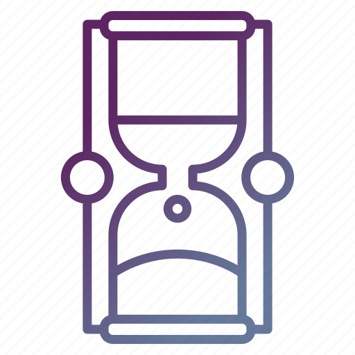 delivery, hourglass, processing, schedule, time icon
