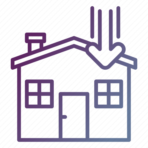 delivery, house, location, order, processing, shopping icon
