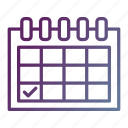 appointment, calendar, delivery, event, schedule icon