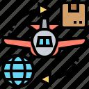 air, airmail, cargo, express, international