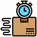 arrival, delivery, express, shipping, time