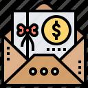 gift, privilege, promotion, reward, voucher icon