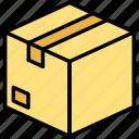 box, package, parcel