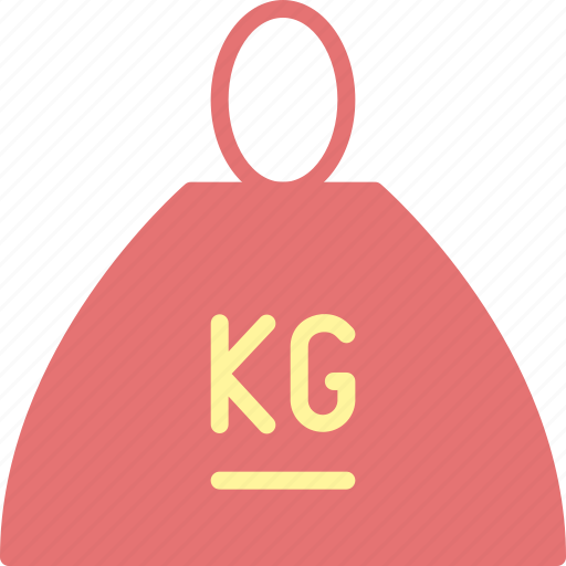 delivery, kilogram, order, service, weight icon