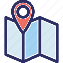 direction, geolocation, gps, location map, navigation icon
