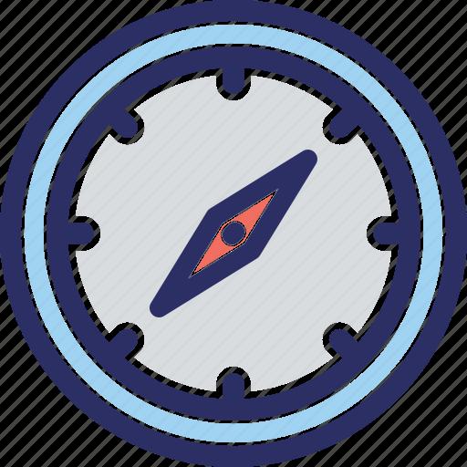 boussole, compass, compass rose, magnetic compass, navigation, orientation icon