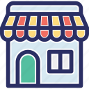 depository, stock warehouse, stockroom;, storehouse, storeroom icon